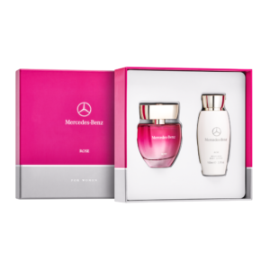 Mercedes aftershave gift set womens