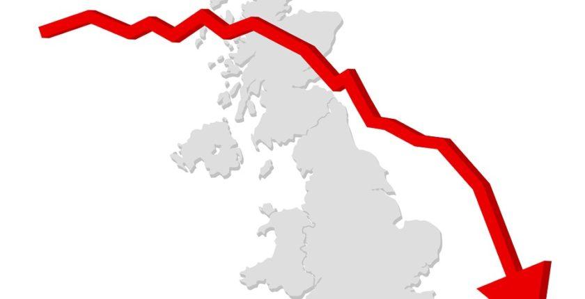 UK decline